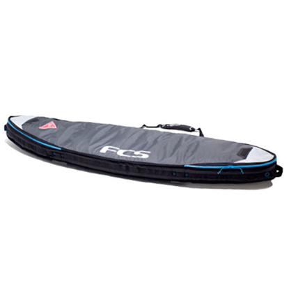 "SURF TORBA FCS DOUBLE TRAVEL COVER FUN BOARD 7'0"" GRY"