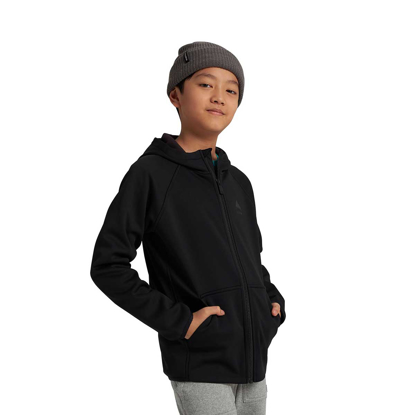 PULOVER B KID CROWN WPF ZH TRUE BLK L