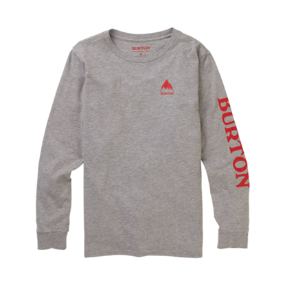 MAJICA B ELITE L/S GRAY HEATHER L