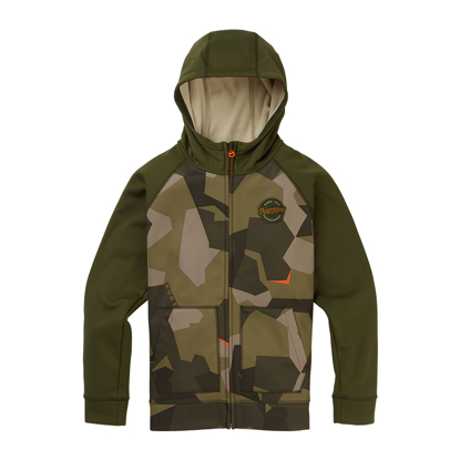 PULOVER B KID CROWN BND ZH THREE CROWNS CAMO L