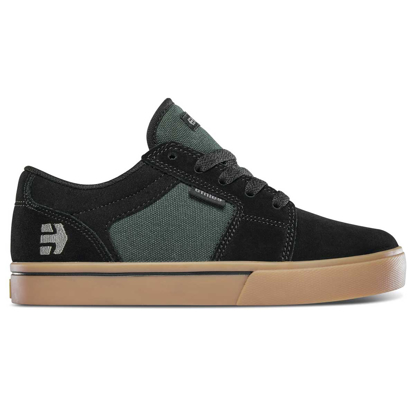 SP COP ETN KID BARGE LS BLK/GREEN/GUM 11K