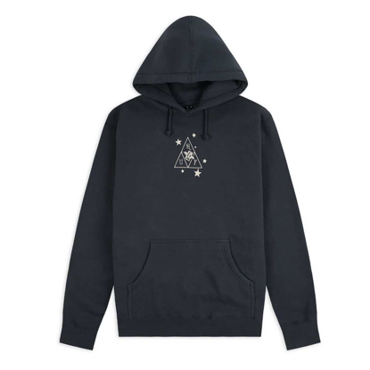 PULOVER HUF STARLIGHT HO NAVY S