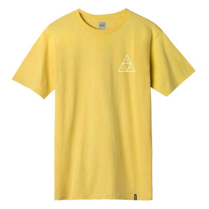 MAJICA HUF ESSENTIALS TRIPLE TRIANGLE LOGO S/S SAUTERNE S