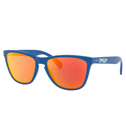 OCALA OA FROGSKINS 35TH ANNIVERSARY PRIMARY BLUE/PRIZUM RUBY