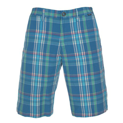 KR HLACE VOL KID RUSHY PLAID SHORT AFB 24