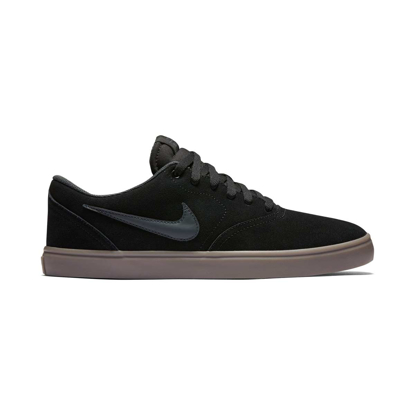 SP COP NIKE SB CHECK SOLARSOFT BLK/ANTHRACITE/GUM LIHGT BROWN 10,5
