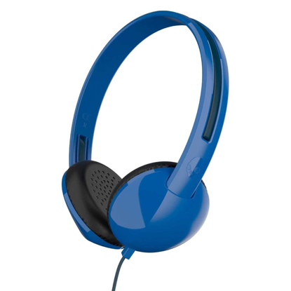 SLUSALKE SCDY STIM ON-EAR W/TAP TECH ROYAL/NAVY/ROYAL