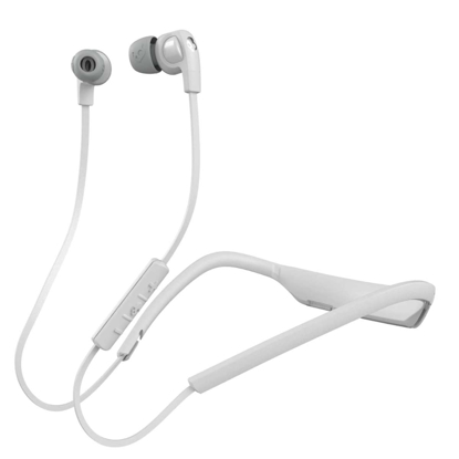 SLUSALKE SCDY SMOKIN BUD 2 IN-EAR WIRELESS  WHT/WHT/CH