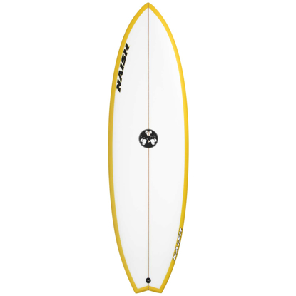 "SURF DESKA NAISH GERRY LOPEZ 5'10"" 17"