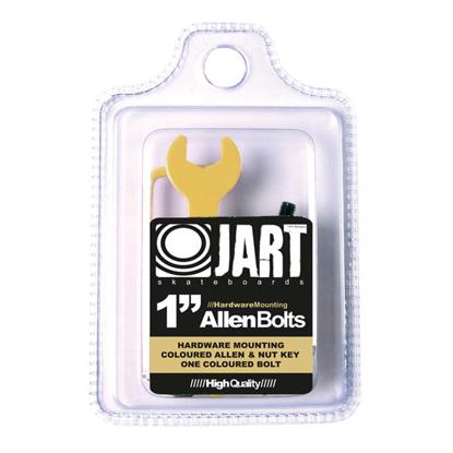 """SKATE VIJAK JRT JART MOUNTING BOLTS ALLEN 1"""""""