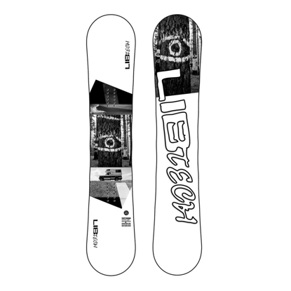 SNOWBOARD LIB 21 SKATE BANANA 159
