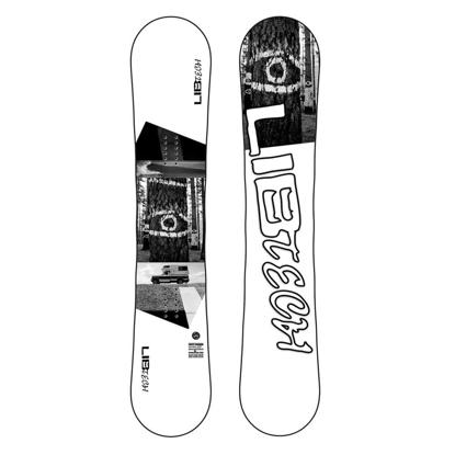 SNOWBOARD LIB 21 SKATE BANANA 159W