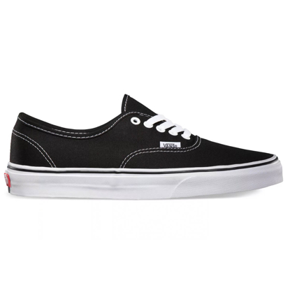 SP COP VANS W AUTHENTIC BLK 7