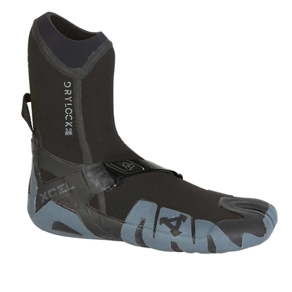 SURF CEVLJI XCEL 5MM DRYLOCK S/T BOOT 10