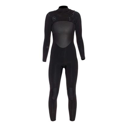 SURF OBLEKA XCEL DRYLOCK BLACK 4/3MM L/S W