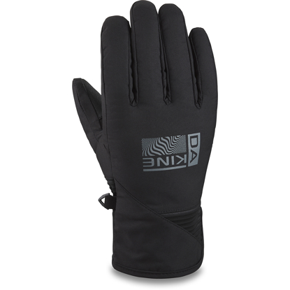 ROKAVICE DK 21 CROSSFIRE GLOVE BLACK FOUNDATION L
