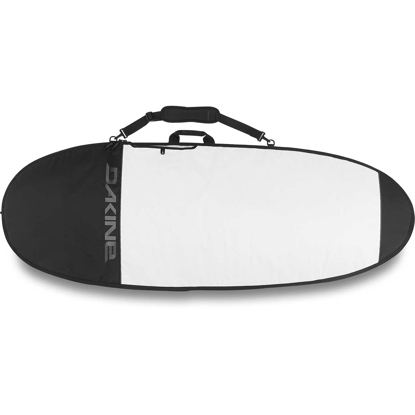 "SURF TORBA DK DAYLIGHT SURFBOARD BAG HYBRID 5'4"" WHITE 5'4"""