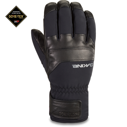 ROKAVICE DK 21 EXCURSION GORE-TEX SHORT GLOVE BLACK M
