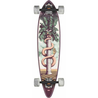 SKATE KOMPLET G PINTAIL 34 THE SENTINEL 34