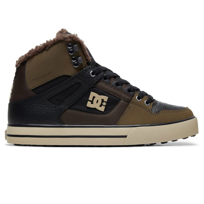 SP COP DC PURE HIGH-TOP WC WNT OLIVE 10