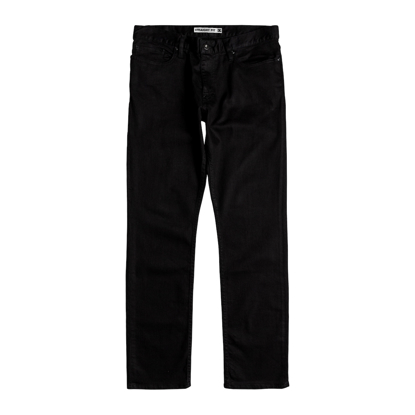 HLACE DC WORKER STRAIGHT BLK RINSE 28X32