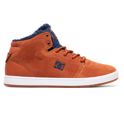 SP COP DC KID CRISIS HIGH WNT BROWN/BLUE 1K