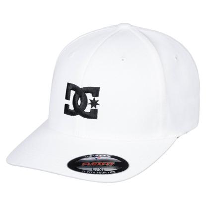 KAPA DC CAP STAR 2 WHT / BLK L/XL