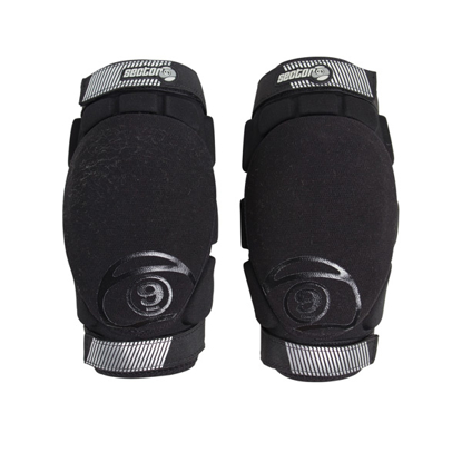 ŠČITNIK S9 PRESSION ELBOW BLK L/XL