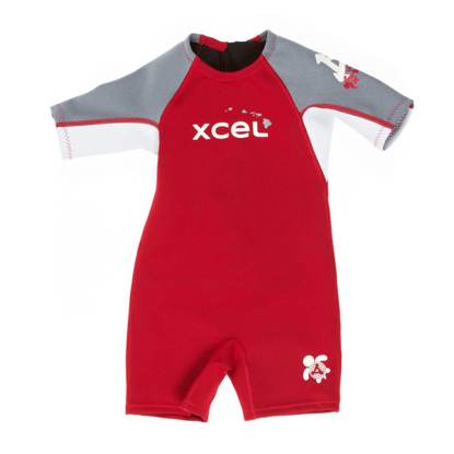 SURF OBLEKA XCEL KID TODD 1 SPRING RED 4