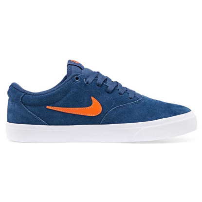 SP COP NIKE CHARGE SUEDE MISTIC NAVVY/STAR FISH 8