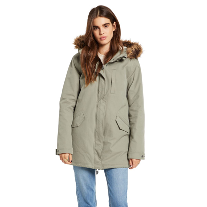JAKNA VOL W LESS IS MORE 5K PARKA GRT XS