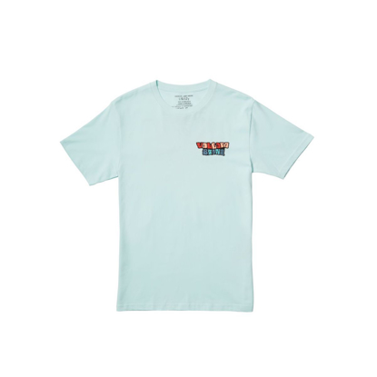 MAJICA VOL KID DAY WAVES BSC S/S RES S/8