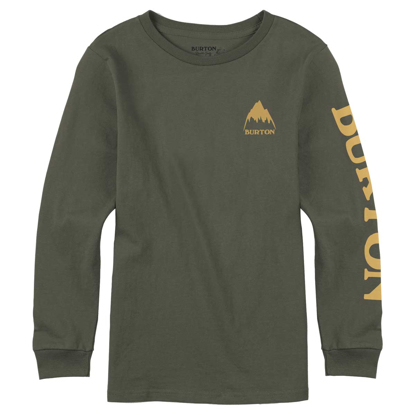MAJICA B KID ELITE L/S DUSTY OLIVE L