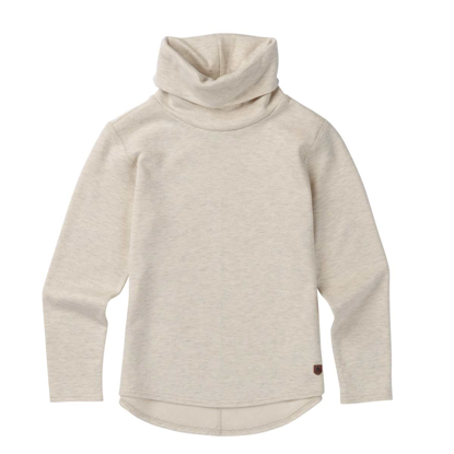 PULOVER B KID LIL ELLMORE CR VANILLA HEATHER XL
