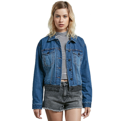 JAKNA VOL W 1991 DENIM RDS S