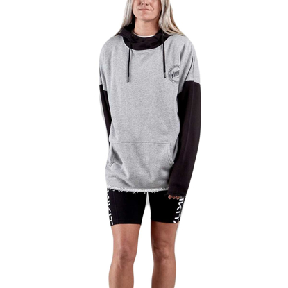 PULOVER NIKITA W PHILOSOPHY HO ATHLETIC HEATHER GREY S