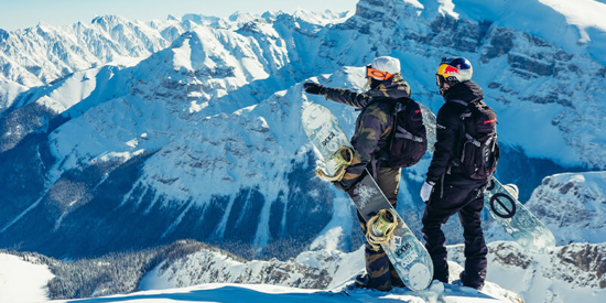 Kako izbrati snowboard?