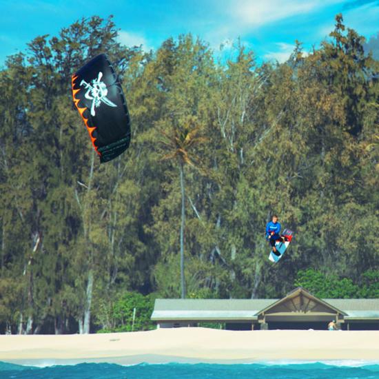 Slika za kategorijo Kitesurfing