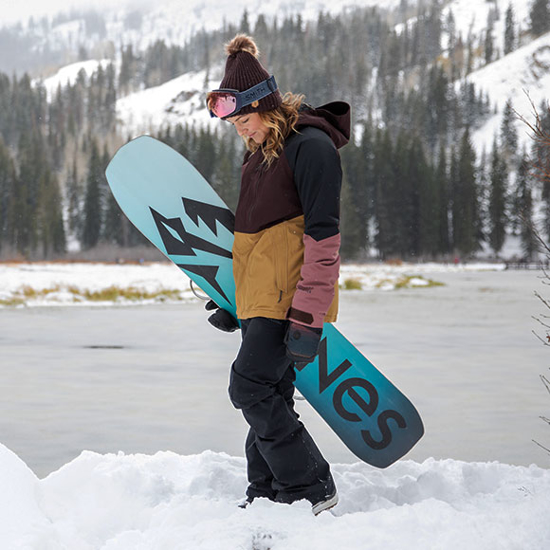 Picture for category Women's Snowboard Equipment