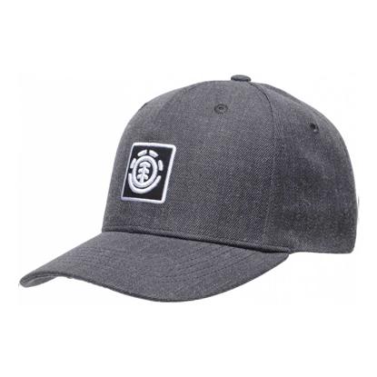 KAPA EMT TREELOGO CAP CHAR/HTH