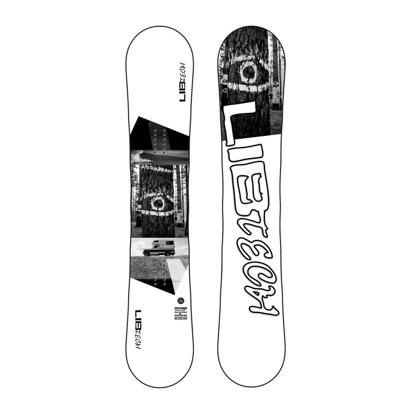 SNOWBOARD LIB 21 SKATE BANANA 156