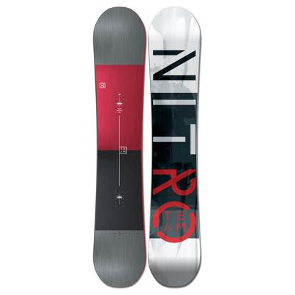 SNOWBOARD N 21 TEAM WIDE 162