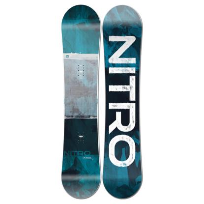 SNOWBOARD N 21 PRIME OVERLAY WIDE 163