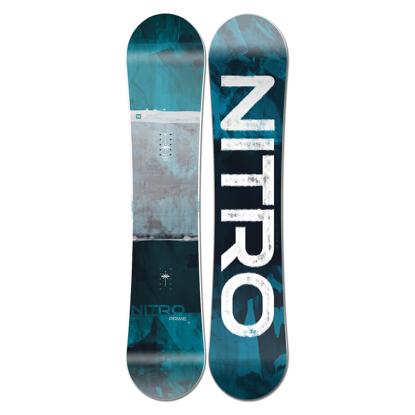 SNOWBOARD N 21 PRIME OVERLAY WIDE 156