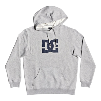 PULOVER DC STAR HO HEATHER GREY S