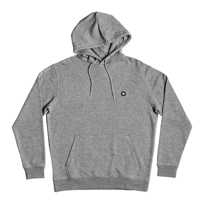PULOVER DC RIOT HO MEDIUM GREY HEATHER S