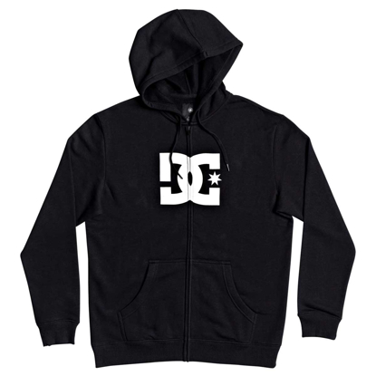 PULOVER DC STAR ZH BLK M
