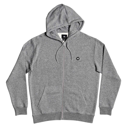 PULOVER DC RIOT ZH MEDIUM GREY HEATHER S