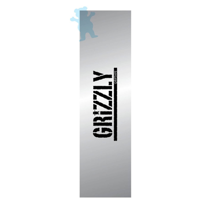SKATE PAPIR GRIZZLY CLEAR STAMP GRIP CLEAR