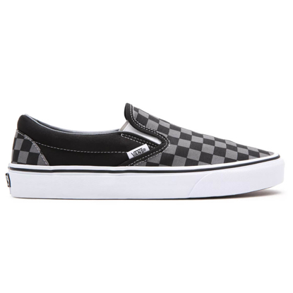 VANS CLASSIC SLIP-ON W BLK/PEWTER CH 5,5